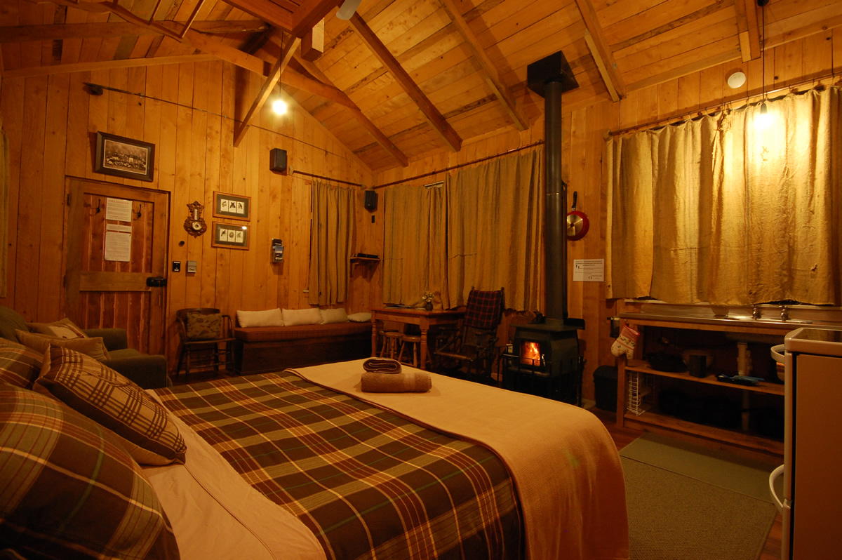 the hut 2